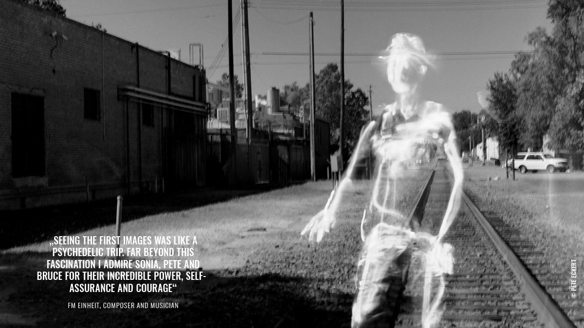 Track Man by Pete Eckert