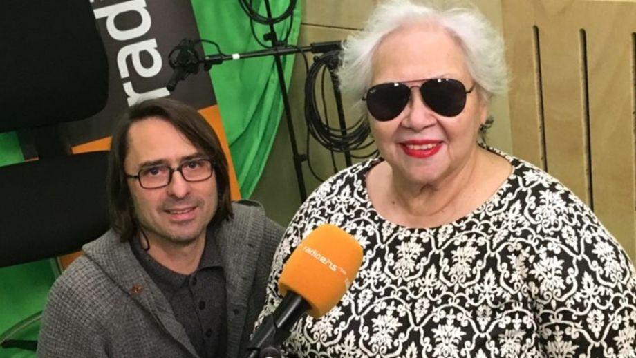 Radio eins mit Knut Elstermann: Gespräch mit Sonia Soberats und Frank Amann